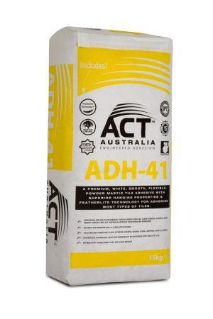 ADH-41 Premium Powder Mastic Style Tile Adhesive