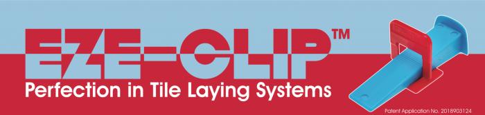 EZE-Clip Tile Levelling System Banner